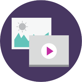Photos and Video App Icon