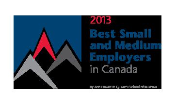 Best Small and Medium Companies logo