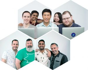Team Photo of some Sensei Labs team members