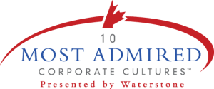 Most Admired Corporate Cultures award logo