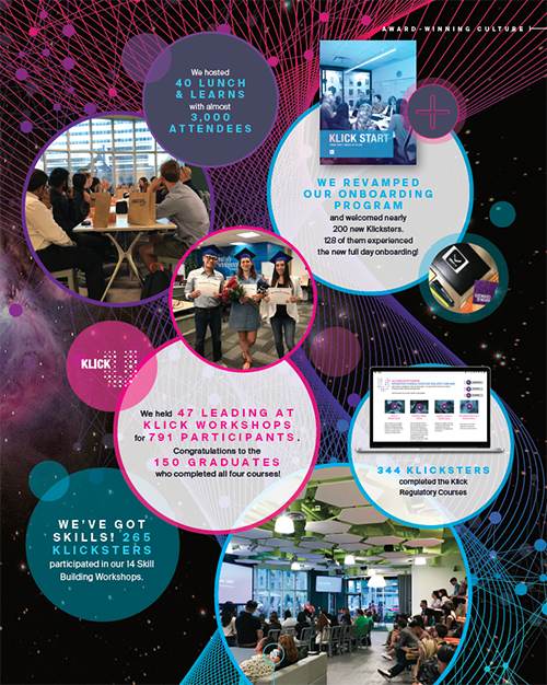 Academy Learning page in the SenseiOS Yearbook