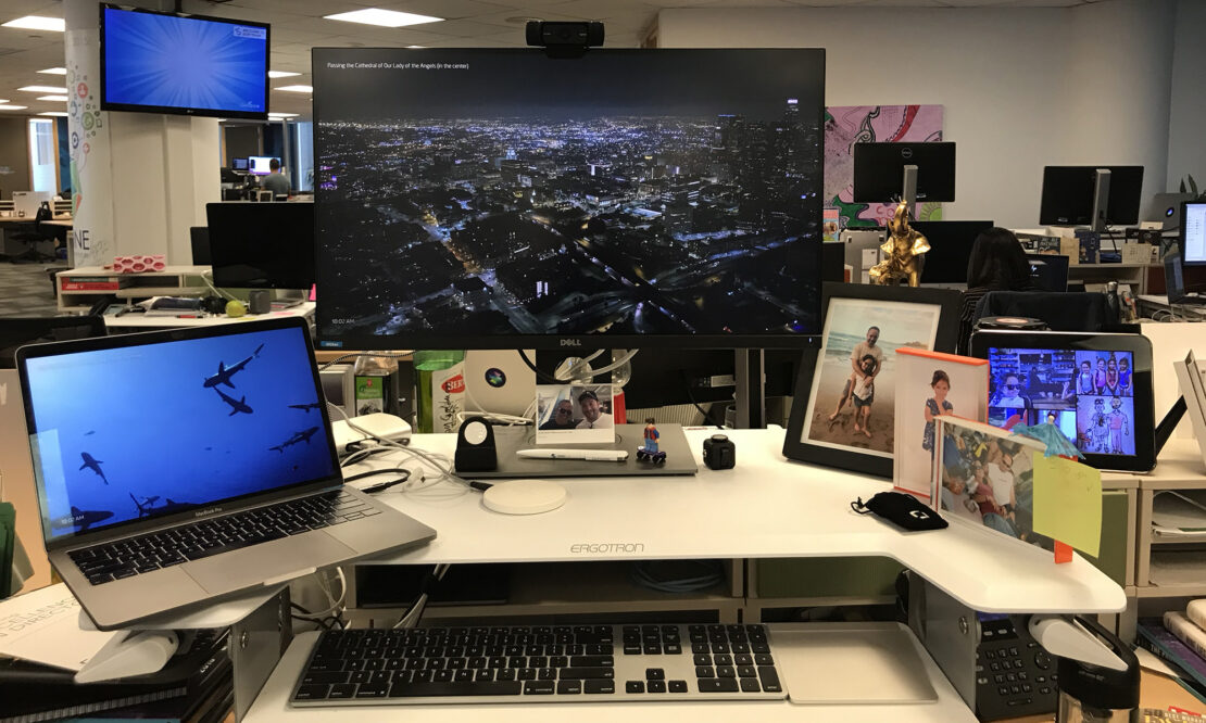 Jay's Desk