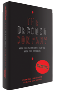 The Decoded Company book